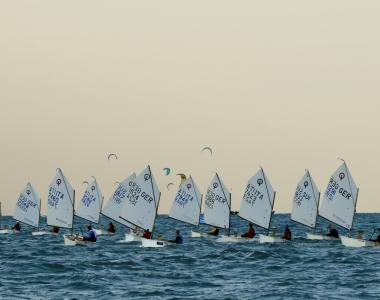 2020 Trofeo Torboli Optimist class