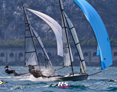RS Sailing in Torbole•2019