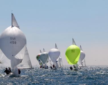 Yngling regatta