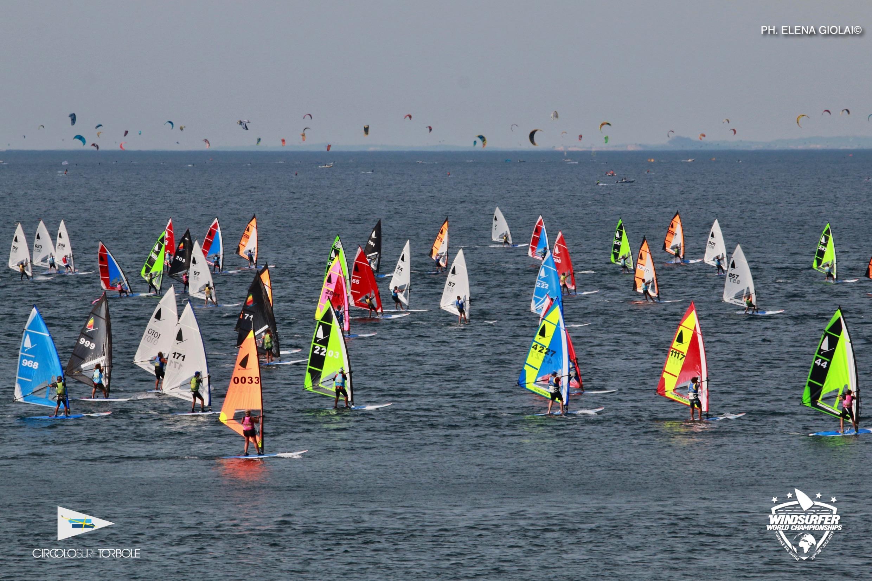 2019 Windsurfer World Championships