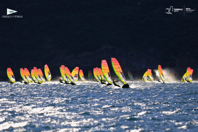 2019 RS:X World Championships, Torbole