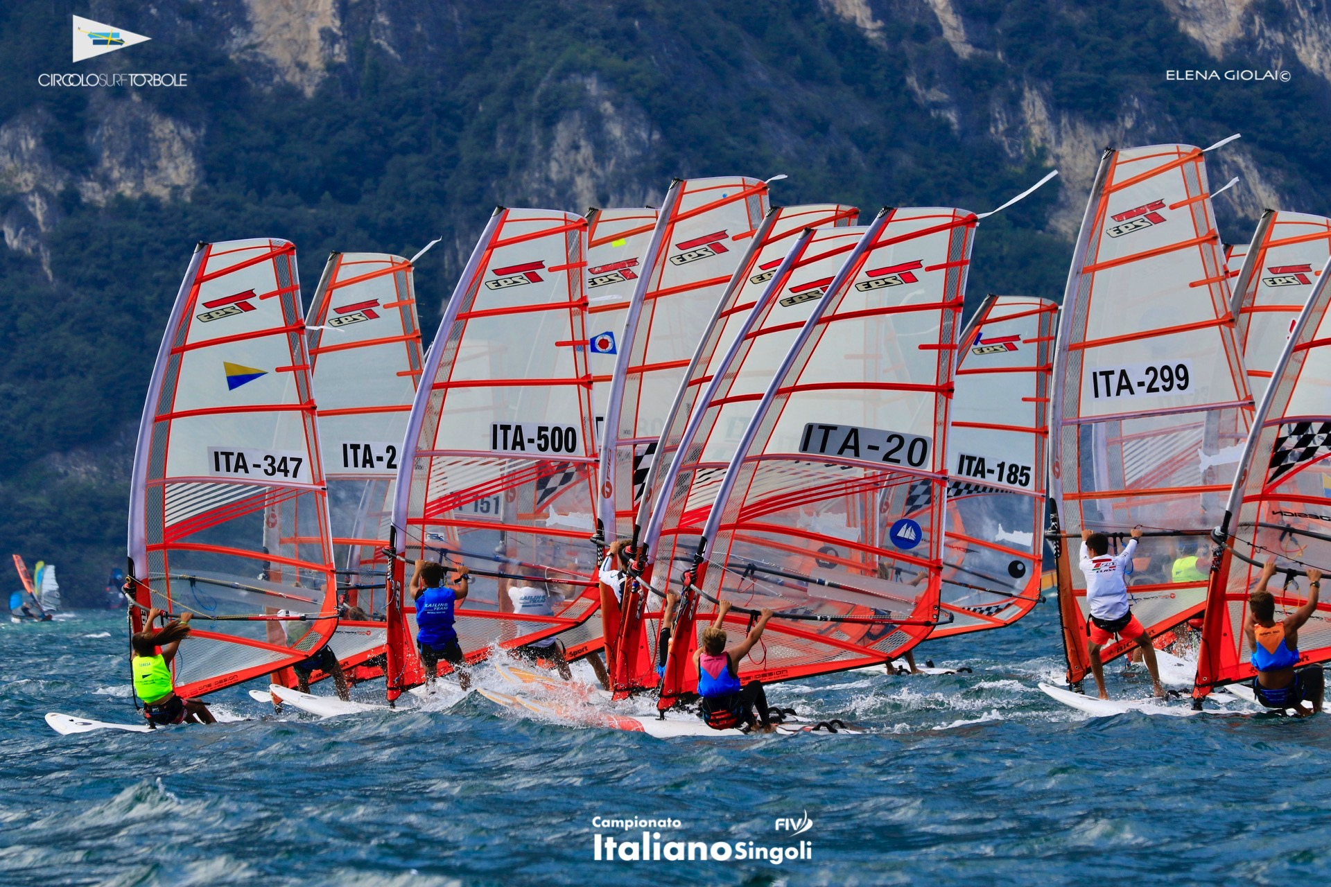 Campionati Italiani Giovanili FIV 2020•Techno 293