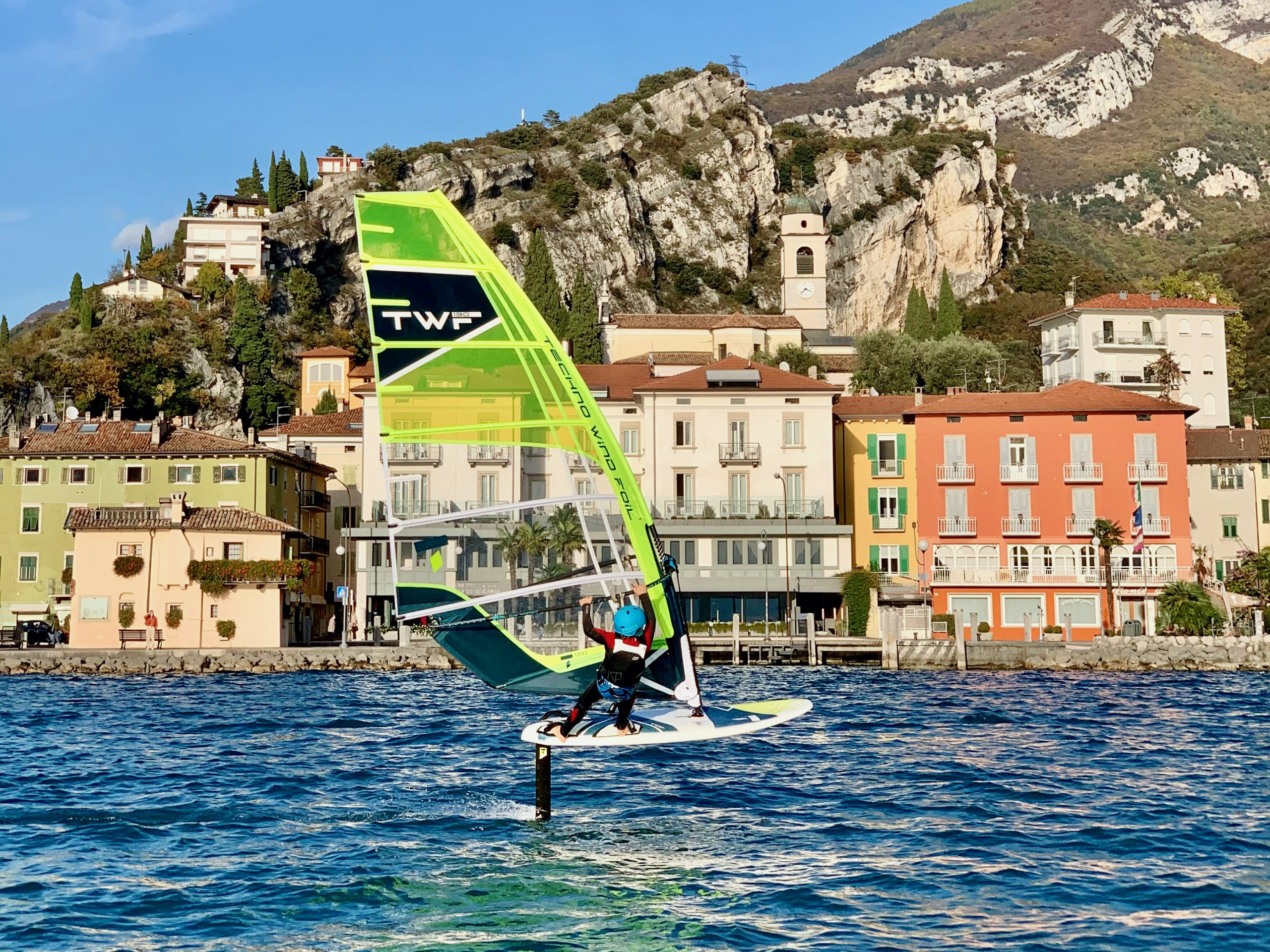 Torbole 293 International Windsurfing Event